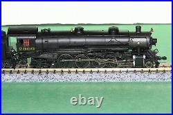 Custom Bachmann Canadian Pacific (CPR) USRA 4-8-2 Light Mountain DCC & Sound