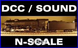 Custom ESU Sound/DCC installation in your Kato Mikado Nscale