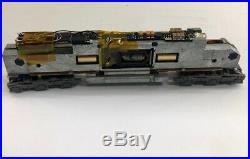Custom Fox Valley FVM N ES44AC with ESU DCC/Sound Union Pacific UP 5414