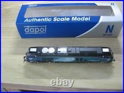 DAPOL Class 68-68002 DRS DCC & Sound fitted