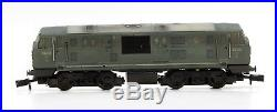 DAPOL YouChoos DCC SOUND N 2D-012-013 CLASS 22 BR GREEN WEATHERED LOCO (S21)