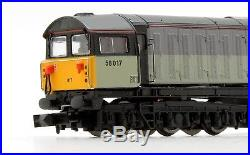 DAPOL YouChoos DCC SOUND N ND-103F CLASS 58 017 COAL SECTOR LOCOMOTIVE (S21)