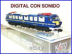 DCC SOUND KATO 137-1333 Eléctrica 251 027-9 RENFE NUEVA OVP Escala N
