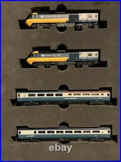 Dapol 2D-019-005 N Gauge HST Bookset Mk3 coaches Zimo DCC Sound fitted