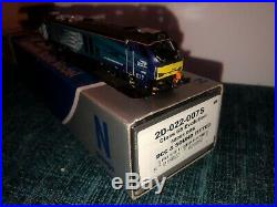 Dapol Class 68001 DCC sound fitted