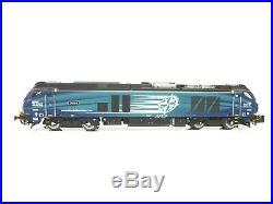 Dapol N Gauge 2d-022-002 Class 68 Defiant 68005 Drs, DCC Sound