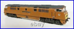 Dapol N Gauge Class 52 Western D1015'Western Champion' Golden Ochre DCC Sound F