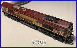 Dapol N Gauge Zimo DCC Sound Fitted EWS DB Class 66 Diesel Locomotive