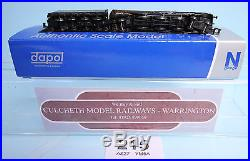 Dapol'n' 2s-008-007d A4'seagull' Br Green Early Crest 60033'dcc Sound' #215