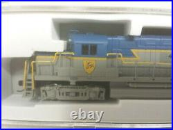 Delaware Hudson Railroad ALCO C420 Ph 1 Diesel 417 Atlas 40004020 DCC Lok Sound