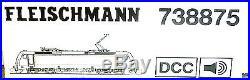 E146.2 DBAG EpVI DCC Sound Fleischmann 738875 N 1160 OVP å