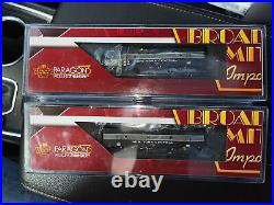 EMD F3A F3B NYC BOTH Powered N scale Brand New DC/DCC SOUND. Broadway Limited