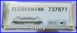 Elektrolok DB BR 03 mit Sound Fleischmann 737871 DCC digital Spur N OVP