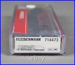 FLEISCHMANN 714473 Spur N Dampflok BR 44 141 DRG Ep. II DCC+Sound NEUWARE