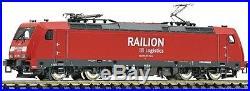 FLEISCHMANN 738872 E-Lok BR 185.2, DB AG Digital Sound DCC Spur N NEU