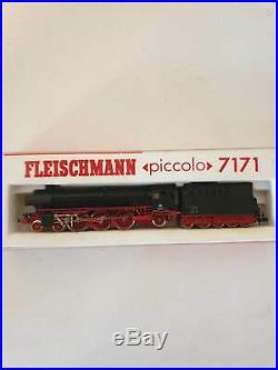 Fleischmann 7171 BR 012 DCC+Sound Neu in Ovp