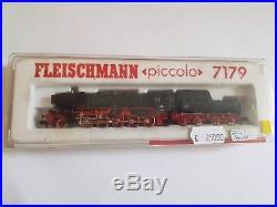 Fleischmann 7179 BR 50 662 DCC+Sound