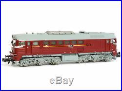 Fleischmann 725279 DCC + Sound Diesellok BR 120 DR Ep. IV Spur N NEU