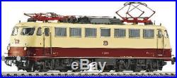 Fleischmann 733873 Ellok BR 112 312 rot/beige DCC Sound Spur N