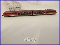 Fleischmann 742006 BR642 DB Regio DCC+SOUND