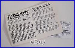 Fleischmann 77236 DB AG 218 Digital DCC with Sound Tested N Gauge NO BOX