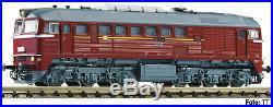 Fleischmann N 725279 Diesellok BR 120 der DR DCC Digital + Sound NEU + OVP