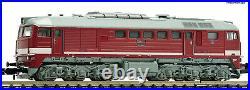 Fleischmann N 725292 Diesellok BR 120 der DR DCC Digital + Sound NEU + OVP