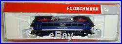 Fleischmann N 733675 E-Lok BR 110 469-4 NX Rail DCC Digital + Sound NEU + OVP