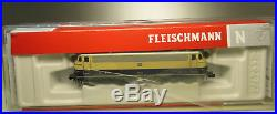 Fleischmann N 733875 Elektrolok E 10 1312 DB EPIII Digital DCC Sound OVP Papiere