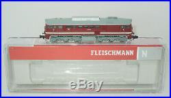 Fleischmann Spur N 725275 Diesellok BR 220 digital, Sound, DCC
