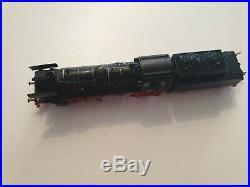Fleischmann piccolo, Spur N, 7123, Dampflok BR 23 105, DCC+Sound