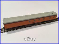 Fox Valley Milwaukee Road N-scale Hiawatha Locomotive withdcc sound plus (7) cars