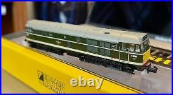 Graham Farish 371-111ASF DCC Sound Class 31/1 D5616 BR Green Small Yellow Panels