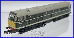 Graham Farish N Gauge 371-111ASF Class 31 D5616 BR Green DCC Sound