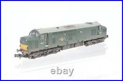 Graham Farish N Gauge 371-454 Class 37/0 BR Green DIGITAL SOUND FITTED