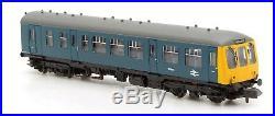 Graham Farish N Gauge 371-876ds Class 108 Br Blue 2 Car Dmu DCC Sound (bb1)