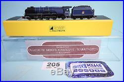 Graham Farish'n' 372-186'duchess Of Norfolk' Br Blue'dcc Sound' #205
