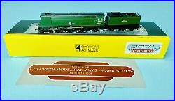 Graham Farish'n' 372-312 Merchant Navy'clan Line' 35028 Br Green DCC Sound