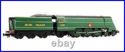 Graham Farish'n' Gauge 372-313 Mn Class 4-6-2'new Zealand Line' DCC Sound