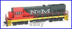 HO Scale U18B Locomotive withDCC & Sound N de M #9014 Intermountain #49456S-07