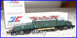 HS Jägerndorfer JC62012 E-Lok BR1089.05 ÖBB Krokodil grün DCC Sound