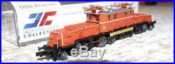 HS Jägerndorfer JC62022 E-Lok BR1089.02 ÖBB Krokodil orange DCC Sound