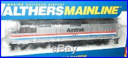 Ho scale Walthers Amtrak F40PH #381 DCC Sound 910-19452