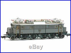 Hobbytrain H2890S DCC Sound Elektrolok BR E17 DRG grau, Ep. II Spur N NEU