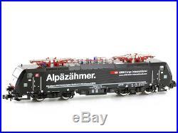 Hobbytrain H2923S DCC Sound Elektrolok BR189 MRCE/SBB Cargo Ep. VI Spur N