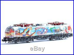 Hobbytrain H2983S DCC + SX + Sound Elektrolok BR193 Vectron TX Logistik Ep. VI