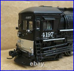 InterMountain 79062S Southern Pacific AC-8 4197 4-8-8-2 Cab Forward Sound/DCC N