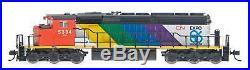 InterMountain N Scale 69305S CN Expo'86 SD40-2W Locomotive DCC Sound
