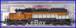 InterMountain N Scale 69338S-01 Milwaukee Road SD40-2 # 130 DCC Sound