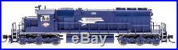 InterMountain N Scale 69353(D)(S) MP Double Eagle SD40-2 Locomotive